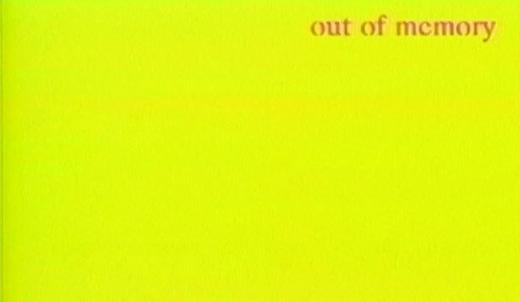 """Still from """"Sometexts"""" (1987)"""