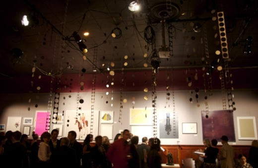 Western Front's Annual Gala Dinner and Art Auction.