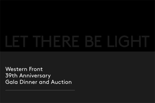 Art Auction 2012 Invitation