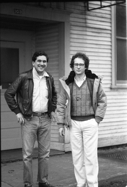 Eric Metcalfe, Loek Dikker, 1981