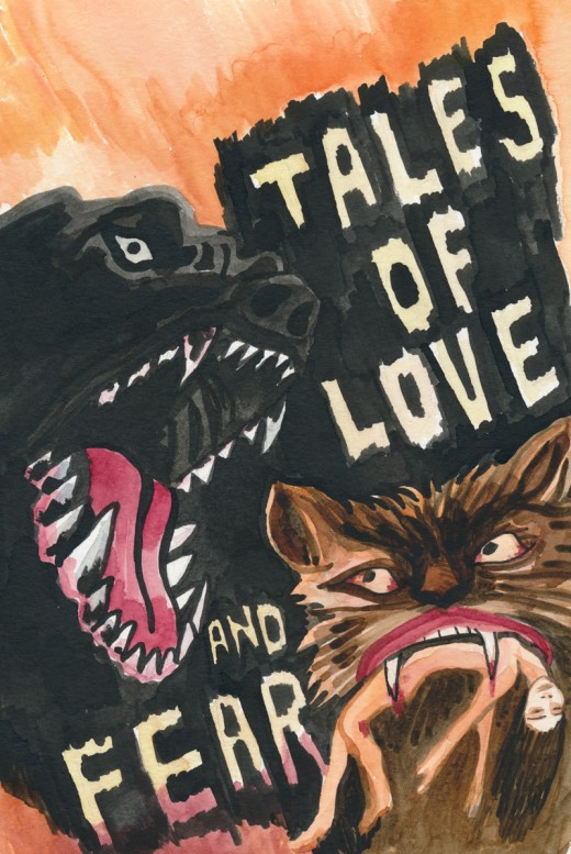 Lucy Raven, Tales of Love and Fear, poster for the film, 2015. Image courtesy of the artist.