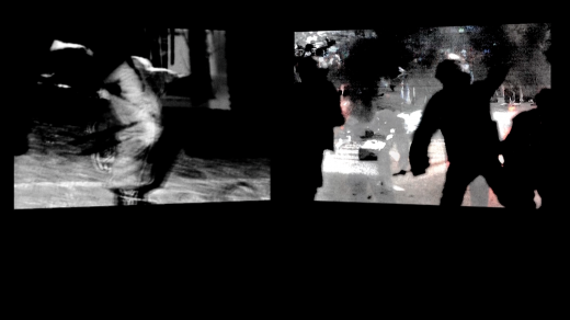 Lis Rhodes, Dissonance and Disturbance (film still), 2012. Image courtesy of the artist and Lux, London.