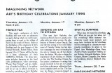 Go to Imag(in)ing Network: Art's Birthday Celebrations