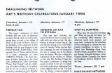 Go to Imag(in)ing Network: Art's Birthday Celebrations