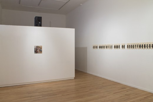 New Ways of Having, installation view, Western Front, 2016. Photo courtesy of Maegan Hill-Carroll.