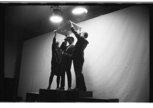 Deborah Moss, Luther Hansraj, Edward Lam, 'Soul-Blind', 1986