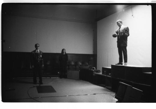 Edward Lam, Deborah Moss, Luther Hansraj, 'Soul-Blind', 1986