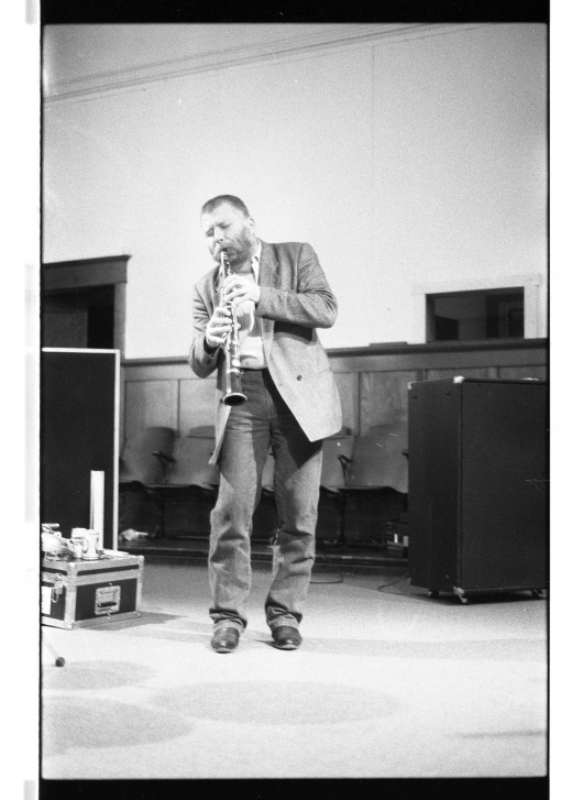 Peter Brotzmann, 1986