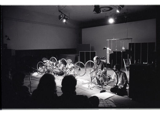 Travelon Gamelan, 1987