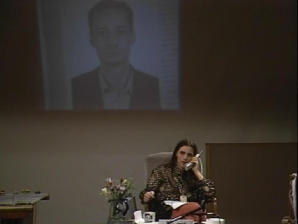 Yvonne Parent (1991)