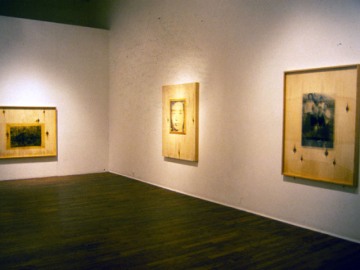Installation view, Excerpts from a Diary, 1992