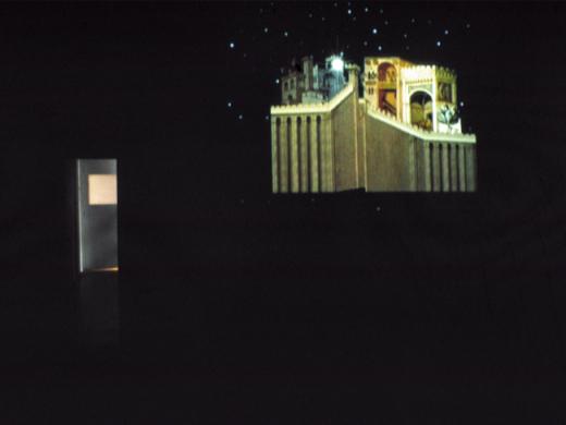 Grazia Toderi, Il Decollo & Il Fiore del 1001 Notte, 2000