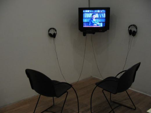 Installation view, Greenwich Degree Zero, 2005