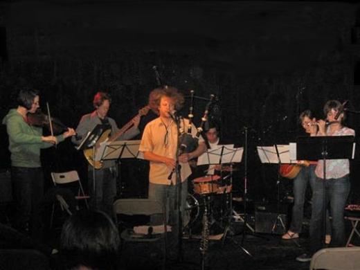 Blarvuster (NYC), 2008.
