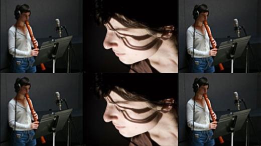 Terri Hron - Bird on a Wire, 2008.