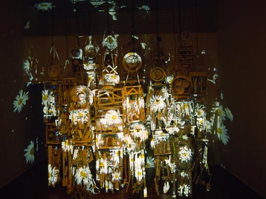 Carole Itter, Rattles, 1984