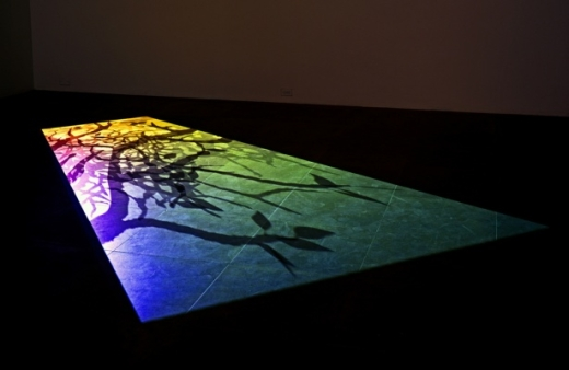 Paul Chan, 2nd Light, 2005