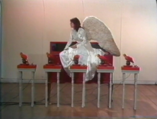 Red Angel, Gathie Falk, 1977