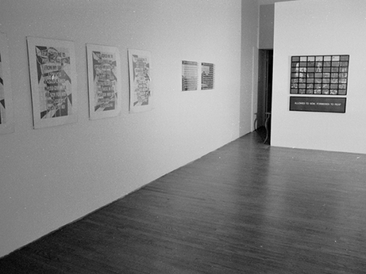 Issues of Censorship, 1986