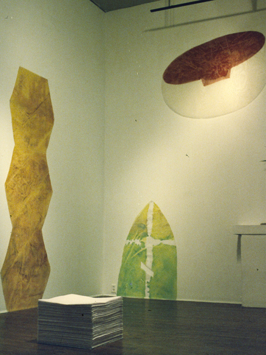 Jack Jeffrey, An Installation, 1988