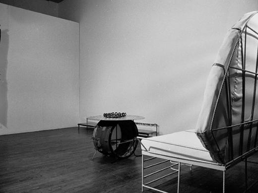 Joan Wilkinson, Visual Textures-Wishwrack, 1987