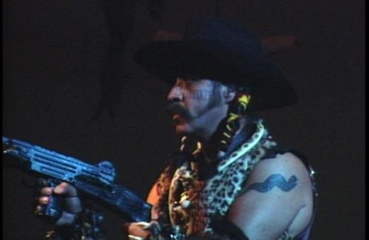 Guillermo Gomez-Pena and Roberto Sifuentes, Dangerous Border Game, 1996