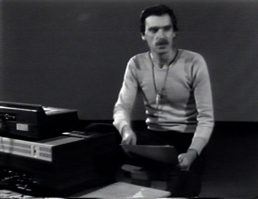 Dalibor Martinis, Dalibor Martinis Talks to Dalibor Martinis, 1978