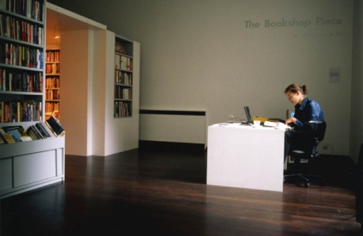 The Bookshop Piece, 1996