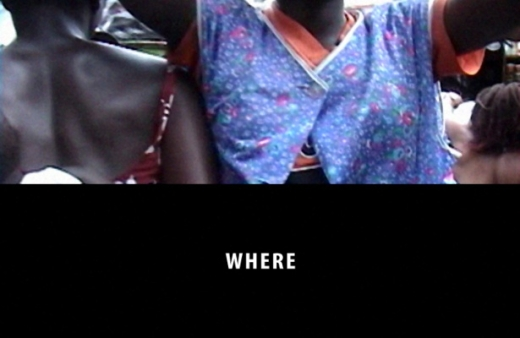 Marilou Lemmens and Richard Ibghy, Mission to Kumasi, video still, 2008