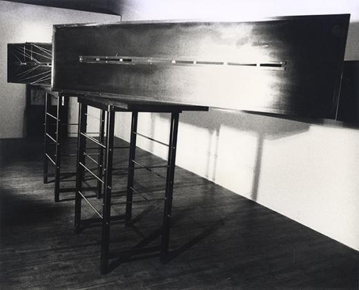 Larry Cohen, Sculpture