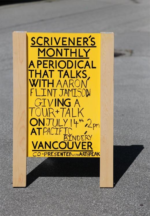 Scrivener's Monthly