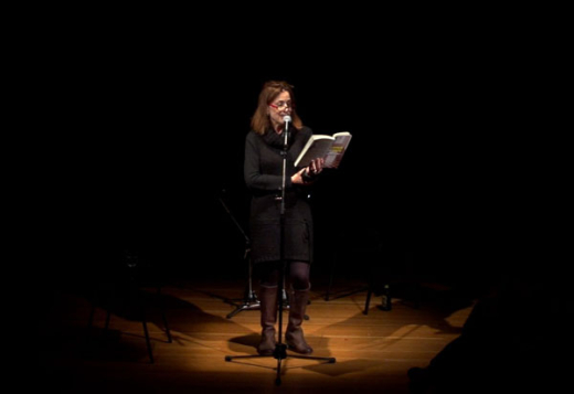 Chris Kraus reading from Summer of Hate