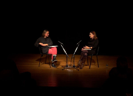 Chris Kraus in conversation with Marina Roy