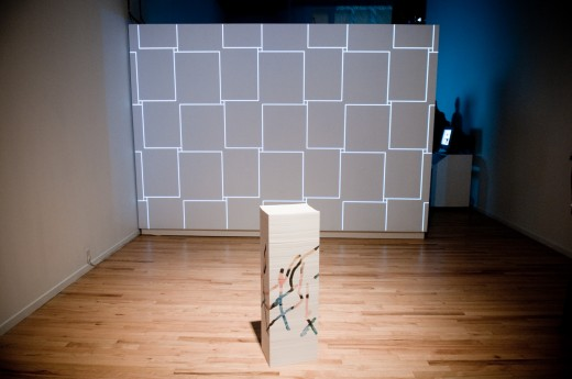 IRL (installation view), Western Front, 2012. Photo by Katie Huisman.