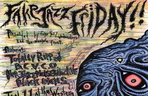 Fake Jazz Friday!!!!, 2008.