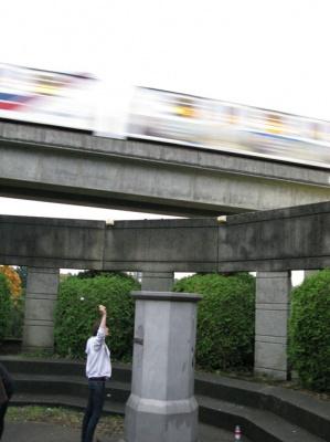 Intersections @ Angelo Branca Memorial, 2009. Brady Marks Photo: Ben Wilson