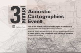 Go to Acoustic Cartographies