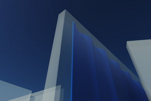 """Image credit: Sylvain Sailly """"Fracture"""", digital animation still, 2013. Image courtesy of the artist."""
