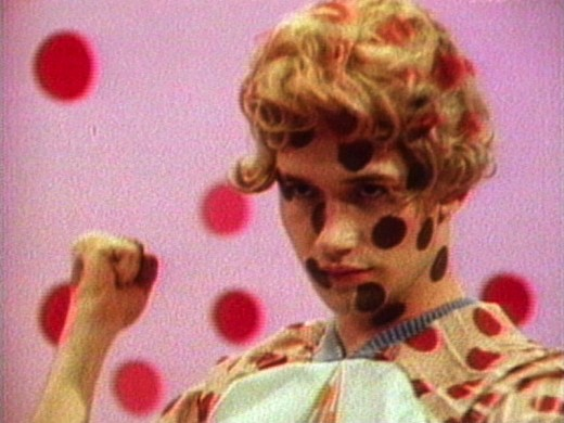 "Charles Atlas, ""Hail the New Puritan"", film still. 1987"