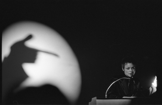 "Laurie Anderson, ""United States Part II"", 1981"