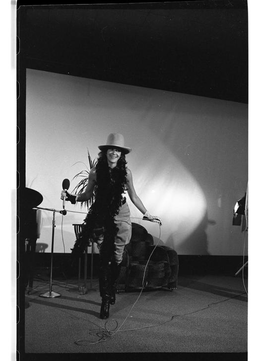 "Jacqueline Humbert, ""Songs of J. Jasmine"", 1978"