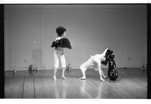 "Lin Bennett, Jane Ellison, ""Movementarts"", 1977"