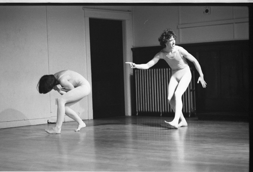 Karen Rimmer, Terry Hunter, Terminal City Dance, 1980
