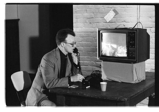 "Mike Haslam, ""Sexaphone"", 1979"