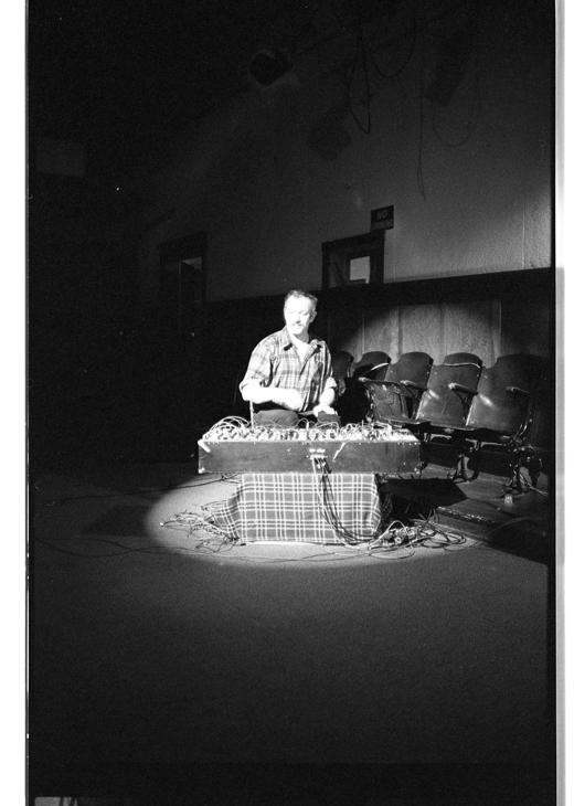 """Martin Bartlett, """"Sound and Shadows"""", New Wilderness, 1980"""