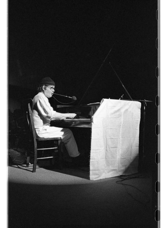 "Al Neil, ""Sound and Shadows"", New Wilderness, 1980"