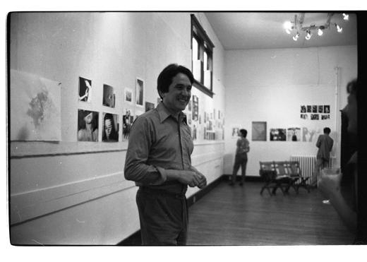 """Eric Metcalfe, """"Pin Up Portraits"""", 1979"""