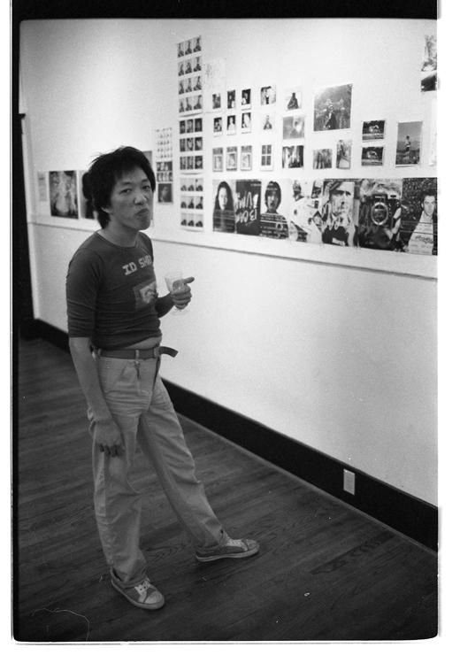 "Paul Wong, ""Pin Up Portraits"", 1979"