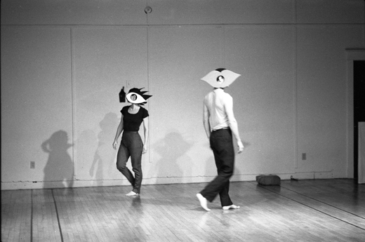 "Jane Ellison, Unidentified, ""Movementarts"", 1977"