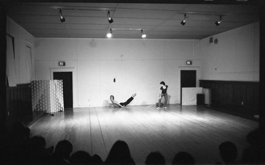 """Movementarts"", 1977."